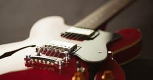 Different Types of Electric Guitars