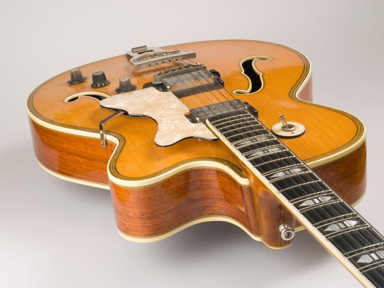 Archtop-Electric-Guitar