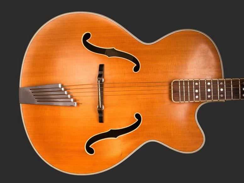 Archtop-Electric