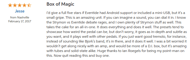 Eventide H9 Review 03