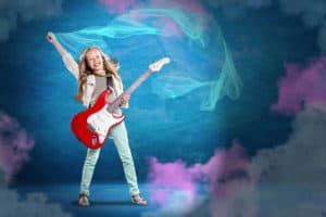 Best Electric Guitar for Kids